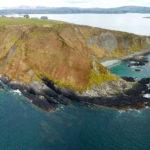 Ardnatrush Glengarriff Drone Panoramic